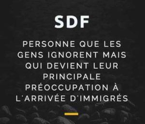 SDF/Migrants