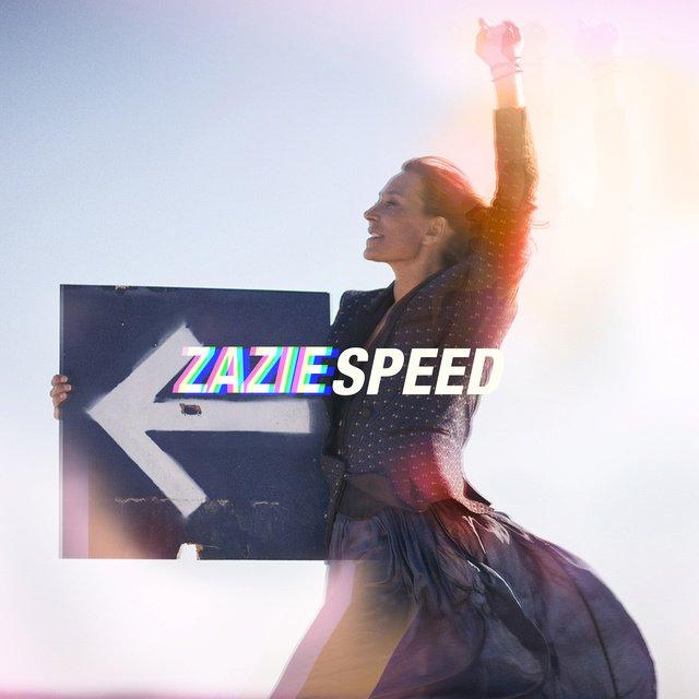 Speed, la bombe musicale de Zazie !